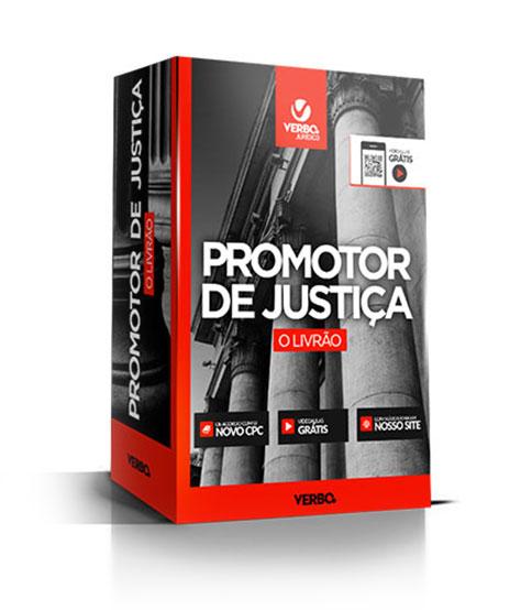 PROMOTOR DE JUSTIÇA O LIVRÃO