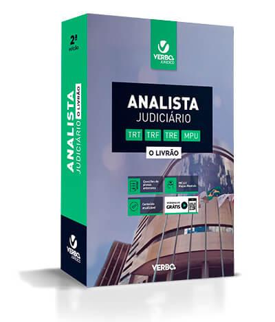 Analista Judiciário - O LIVRÃO - 2ªedição