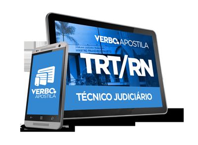 Apostila TRT/RN (21ª Região) - Técnico Judiciário