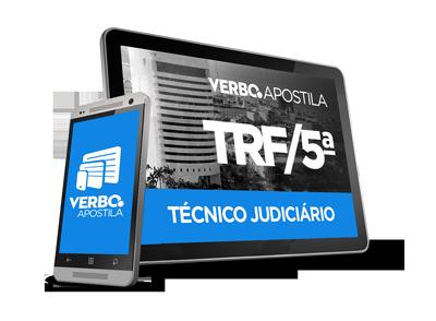 Apostila TRF 5ª Região - Técnico Judiciário - Área Administrativa