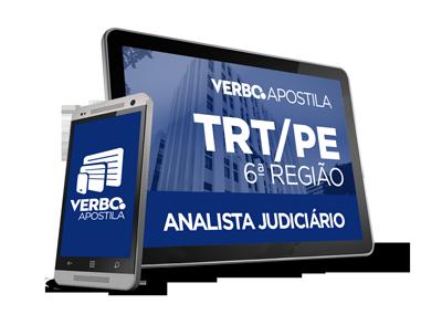 Apostila Analista Judiciário TRT - PE (6ª Região)
