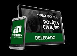Apostila Delegado de Polícia Civil - São Paulo