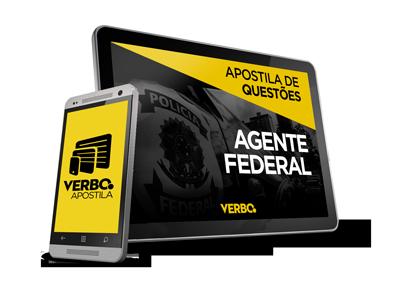 Apostila de Questões - Agente da Polícia Federal