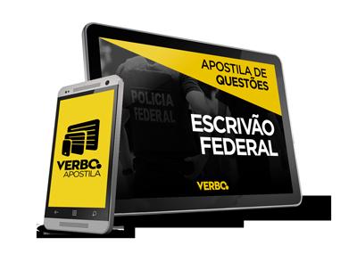 Apostila de Questões - Escrivão da Polícia Federal