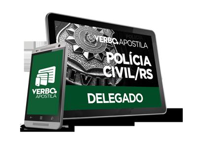 Apostila Delegado de Polícia Civil - Rio Grande do Sul