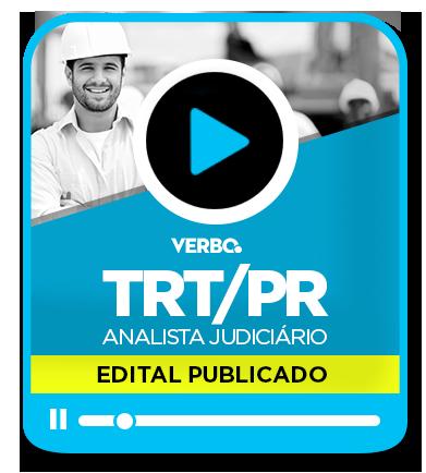 Analista Judiciário - TRT/PR (TRT/9ª REGIÃO)