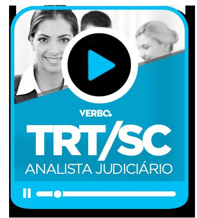 Analista Judiciário - TRT/SC (TRT/12ª REGIÃO)