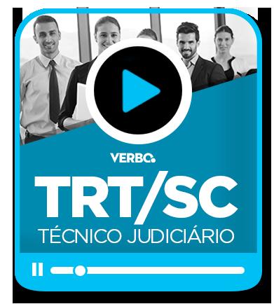 Técnico Judiciário - TRT/SC (TRT/12ª REGIÃO)