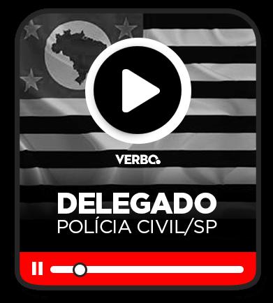 Delegado de Polícia Civil - SP