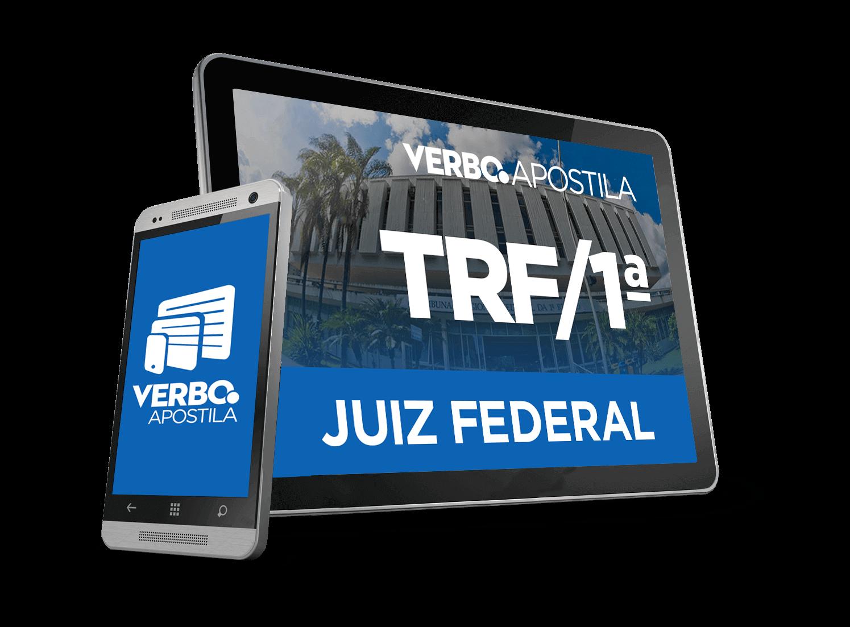 Apostila Juiz Federal - TRF da 1ª Região