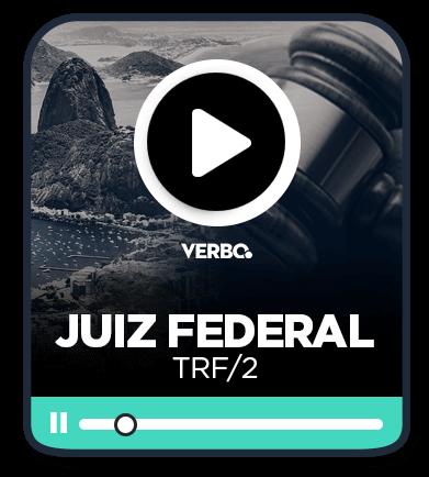 Juiz Federal - TRF da 2ª Região