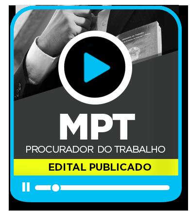 Procurador do Trabalho - MPT