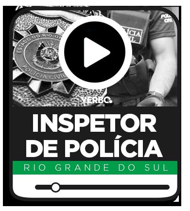 Inspetor de Polícia Civil - RS