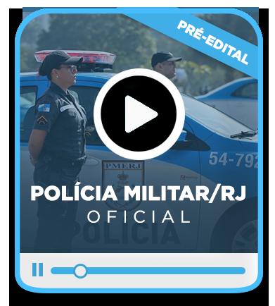 Oficial da Polícia Militar - RJ - EAD