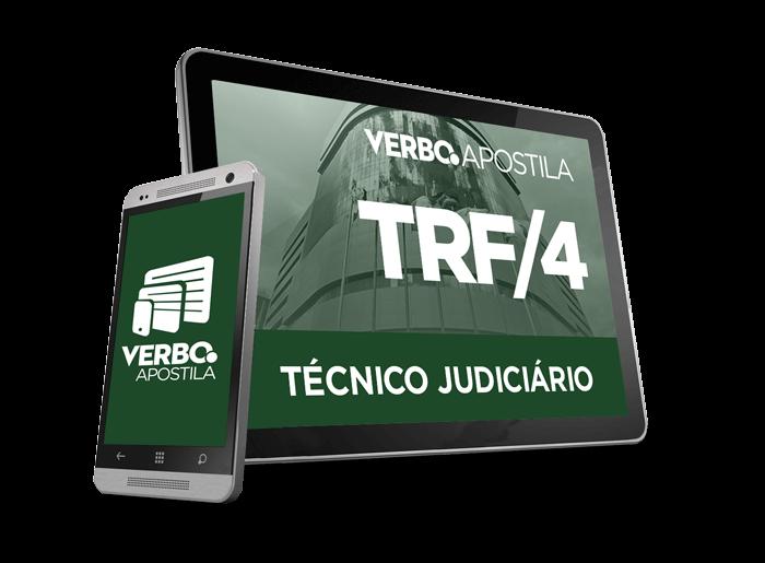 Apostila Técnico Judiciário - TRF 4ª Região