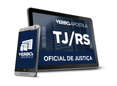 Apostila Oficial de Justiça - TJ/RS