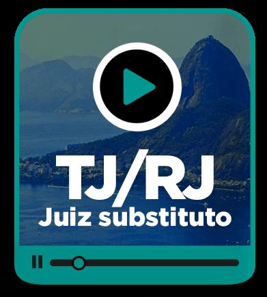 Juiz de Direito - TJ/RJ - EAD